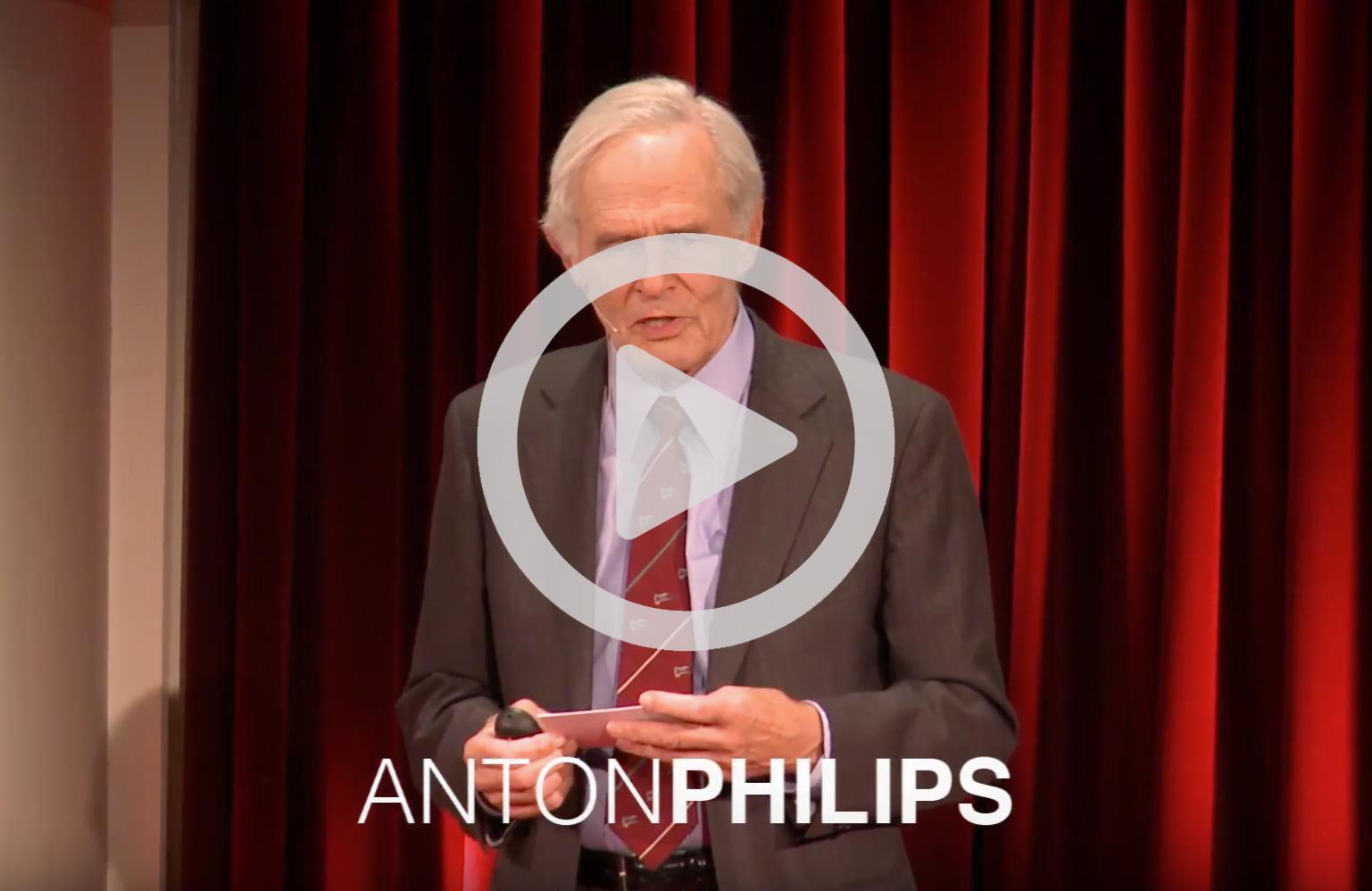 Anton Philips @ TEDx Amsterdam ED